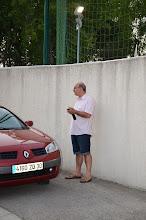 Photo: on attend le traiteur !!!