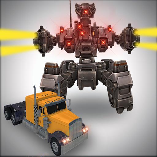 未来のロボットの戦い2017 動作 App LOGO-硬是要APP