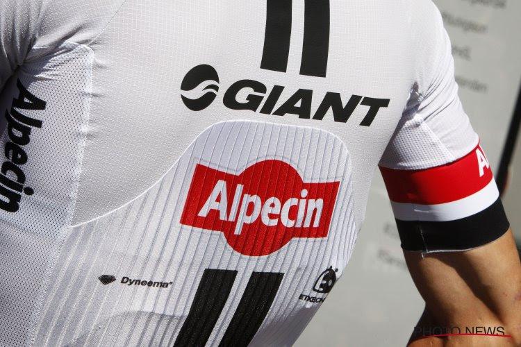 Wanhopige tweets werken voor Zweedse renner die einde contract was bij Giant-Alpecin