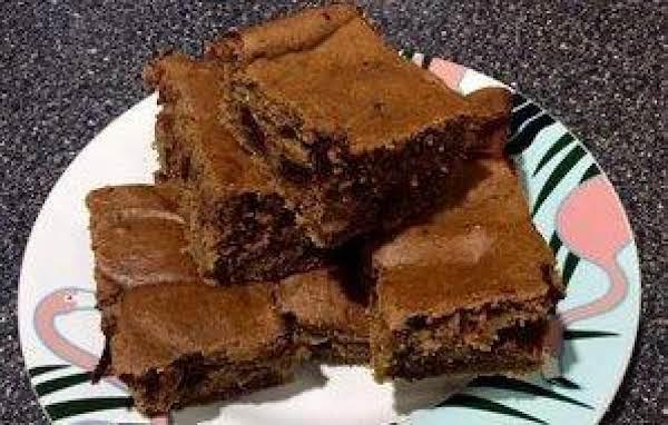 Pumpkin Chocolate Brownies (lowfat) Recipe