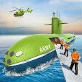 US Army Prison Submarine Transport