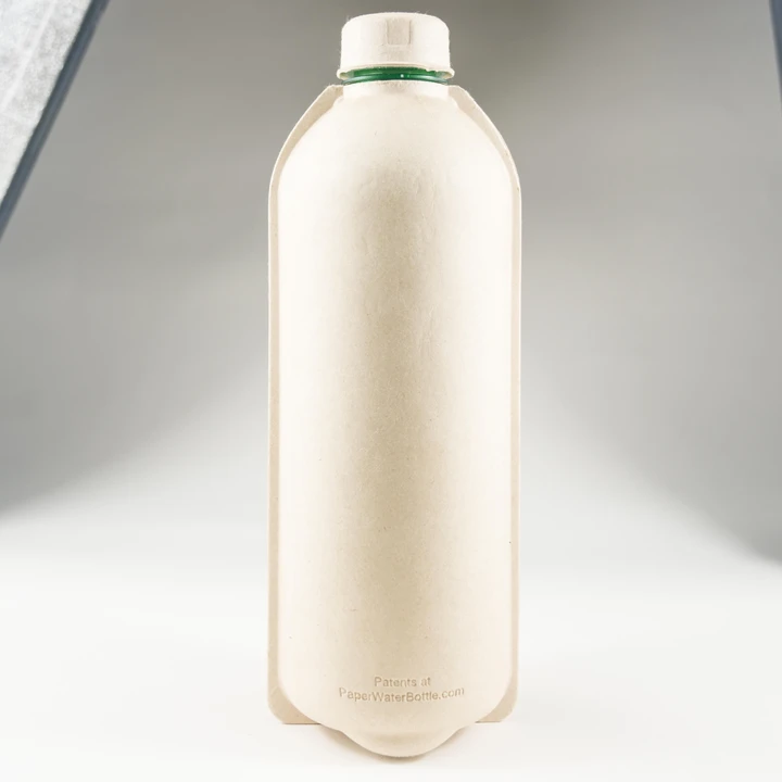 butelki papierowe, papierowe butelki - paperwaterbottle.com