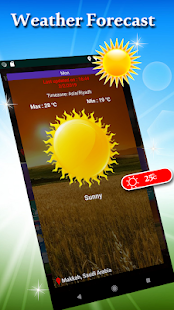 Real Time Weather Forecast Apps - Daily Weather for PC-Windows 7,8,10 and Mac apk screenshot 13
