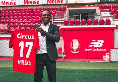 Pourquoi Jackson Muleka est arrivé au Standard et pas à Mouscron