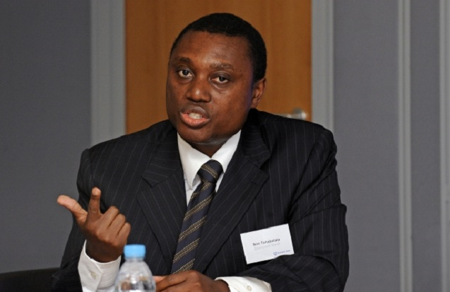 Sim Tshabalala. Picture: FINANCIAL MAIL