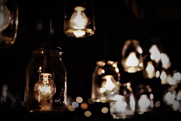 luci sospese nell'aria di more_vale