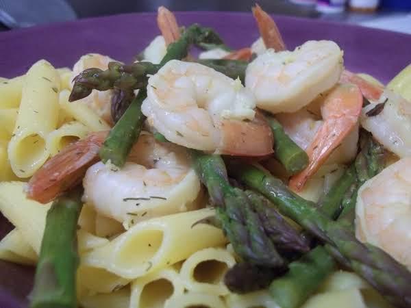 Lemon-dill Shrimp & Pasta Recipe