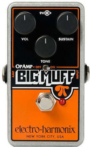 Electro Harmonix Op-Amp Big Muff