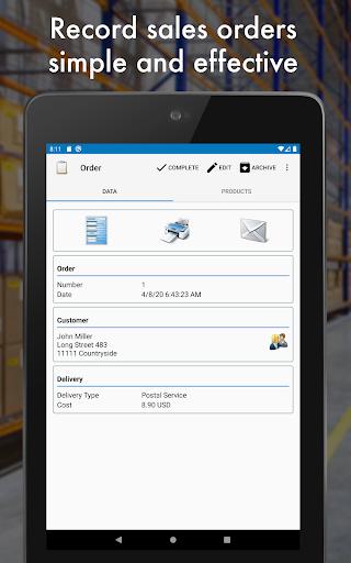 Storage Manager : Stock Tracker screenshot 18