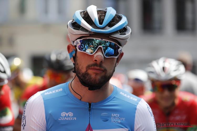 Jongesprinter ruilt Israel Cycling Academy voor Delko Marseille Provence