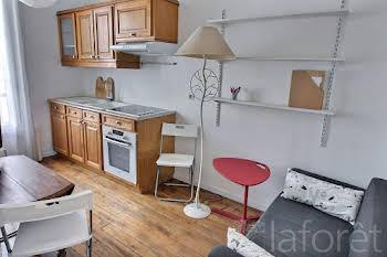Appartement 2 pièces 21,64 m2