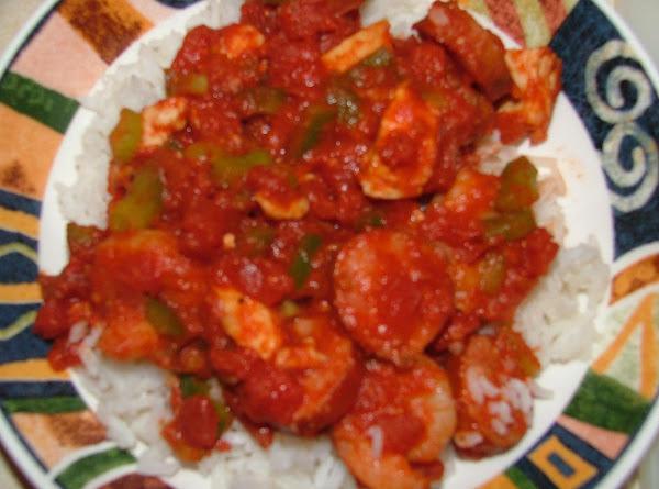 Cajun Jambalaya Recipe