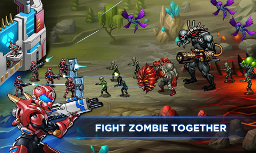 Robot Vs Zombies Game 102.0.20180423 screenshots 16