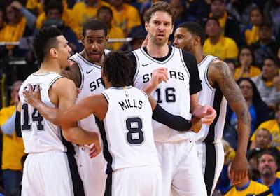 NBA : les Spurs écrasent les Clippers