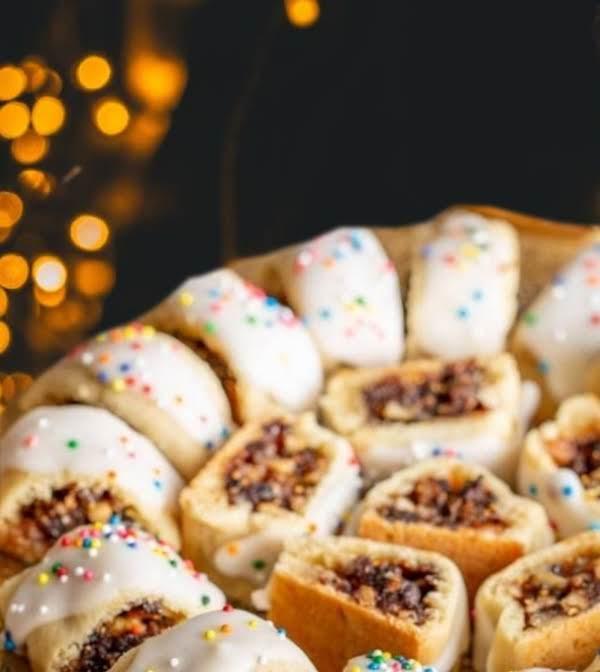 Traditional Italian Christmas Cookie