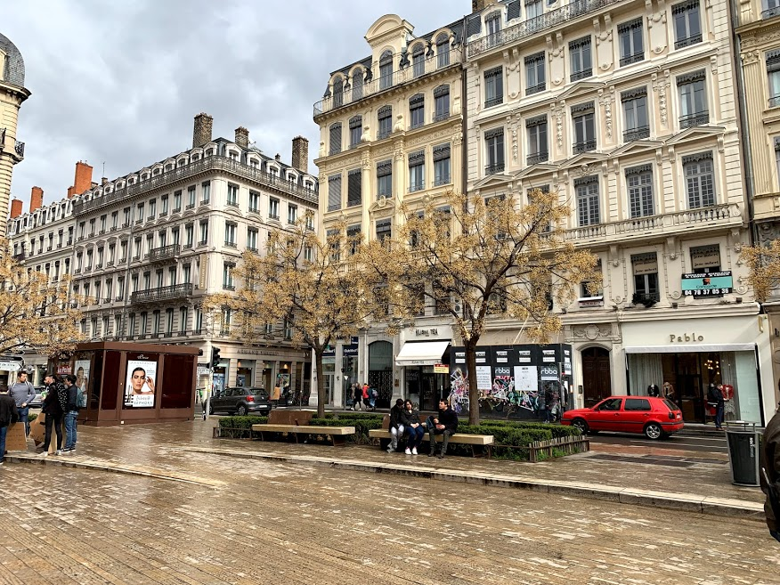 Shopping streets of Presqu'île, One day in Lyon, Things to do in Lyon