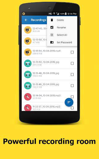 smart video recorder - pro screenshot 2