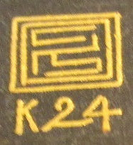 Photo: Another mark with K24 Maker Unidentified