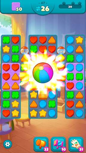 Toy Crush - Match 3 Puzzle apktram screenshots 2