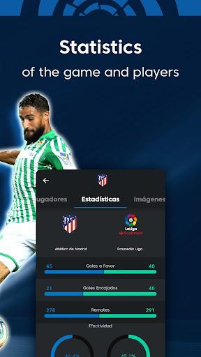 La Liga - Live Soccer Scores, Goals, Stats & News Screenshots 8