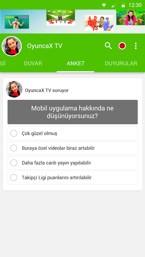 OyuncaX TV- screenshot