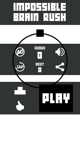 android The Impossible Brain Rush Game Screenshot 1