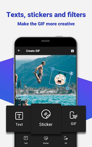 GIF maker, video to GIF, GIF editor, GIF camera for PC