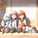 Fleet Girl Popular Anime HD New Tabs Theme