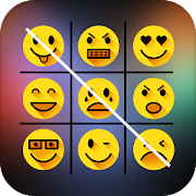 Tic Tac Toe With Emoji && Emoticon