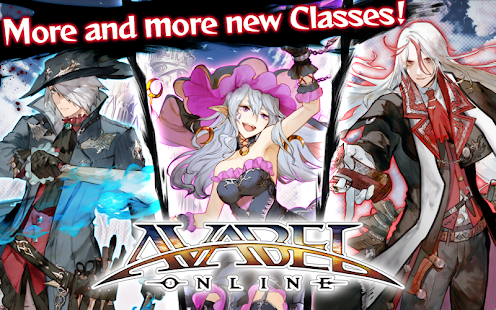 Online RPG AVABEL [Action] for PC-Windows 7,8,10 and Mac apk screenshot 1