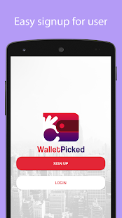 WalletPicked: Keep Your Wallet Safe From Thief- screenshot thumbnail