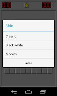 Minesweeper Classic fr Windows- screenshot thumbnail