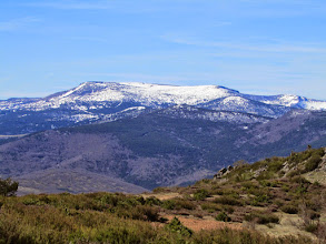 Photo: Cumbres de Cebollera.