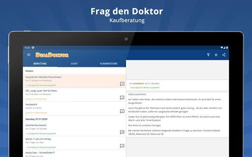 DealDoktor » Schnäppchen, Kostenloses, Gutscheine 5.5.5 screenshots 10