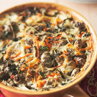 Meatball Casserole With Mushroom Soup Recipes