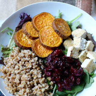 Thanksgiving Power Bowls
