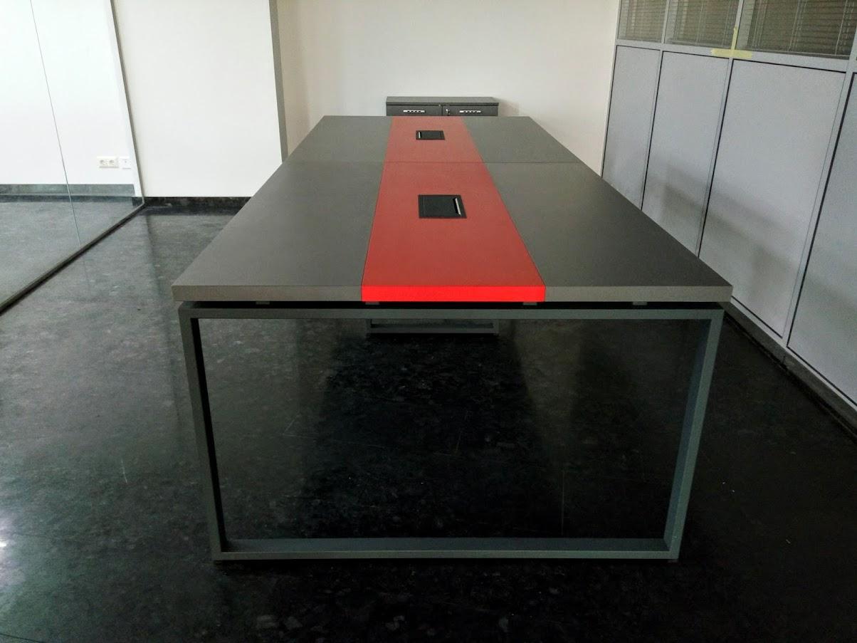 Конференц - Модульная офисная мебель, Металлические каркасы столов, Мебельные опоры ✆ 0679245444