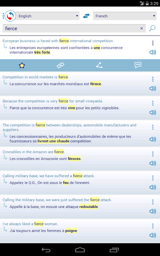 Reverso Translation Dictionary - Android Apps on Google Play