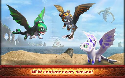 Dragons: Rise of Berk 1.49.17 Screenshots 4