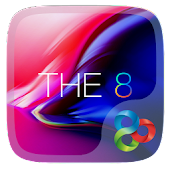 The 8 Go Launcher Theme