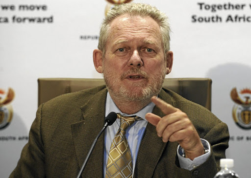 On the job: Trade and Industry Minister Rob Davies believes that special economic zones accelerate economic development through greater investment, export volumes and job creation. Picture: SUPPLIED