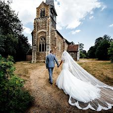 Wedding photographer Migle Markuza (markuza). Photo of 10.07.2018
