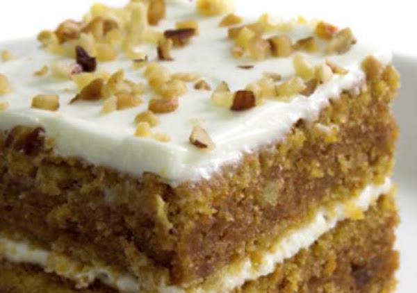 Easy Cream Cake Recipe
