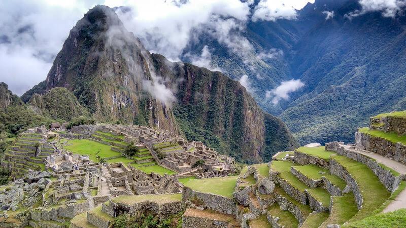 Machu+Picchu++lost+city+incas+cusco+andes+mountains+peru+south+america