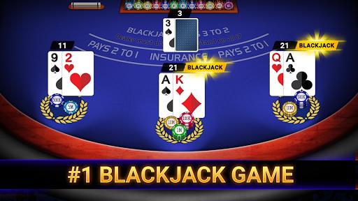 Blackjack Casino 2020: Blackjack 21 & Slots Free 2.8 screenshots 1