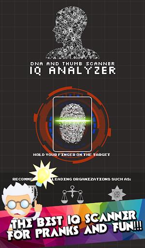 IQ Fingerprint Scanner Prank