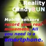 RealityCandyRUN Icon