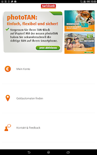 norisbank mobile – Miniaturansicht des Screenshots