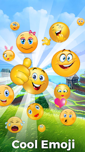 Emoji Sticker - náhled
