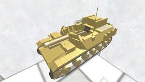 Sturmpanzer II ディティールちょいアップ版